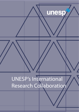 UNESP`s International Research Collaboration
