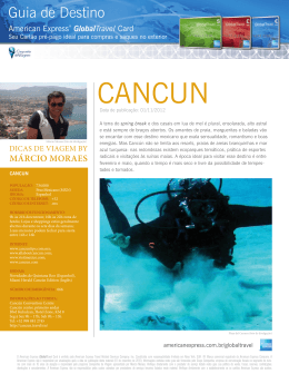CANCUN - American Express