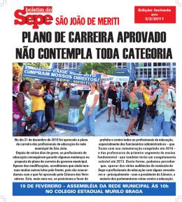 SÃO JOÃO DE MERITI - Sepe-RJ