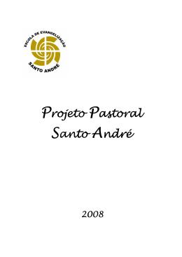 Projeto Pastoral Santo André - EESA