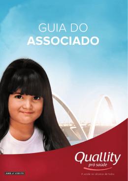 GUIA DO ASSOCIADO - Quallity Pró Saúde