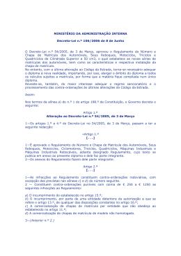Decreto-Lei 106_2006
