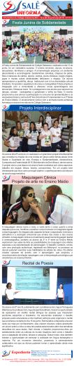 Newsletter_012_2015 - Colégio Salesiano Belo Horizonte