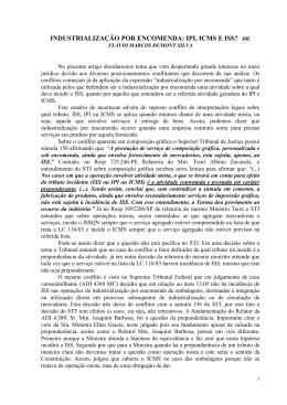Industrializacao por encomenda - Dr. Falvio Marcos Dumont Silva