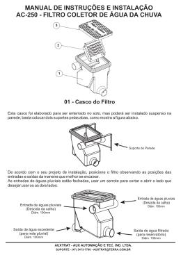 Filtro AC 250