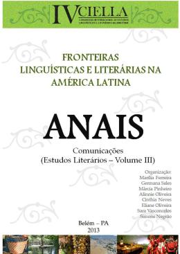livro de estudos literários iii