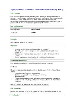 Especialização em Biomedicina no Diagnóstico por Imagem