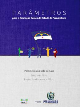 PARÂMETROS - Secretaria de Educação de Pernambuco