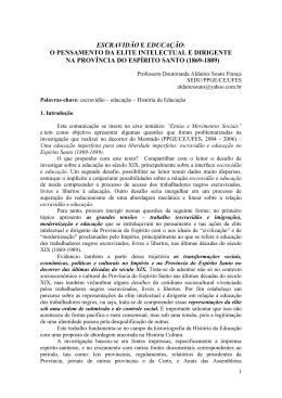 Artigo Completo - Sociedade Brasileira de História da Educação