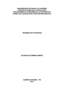 Elionaldo Firmino Ramos