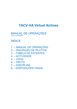 TACV-VA Virtual Airlines