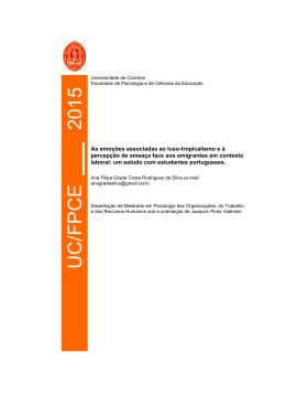 TESE MIP Ana Filipa Silva 2015 - Estudo Geral