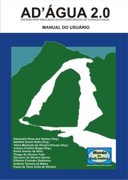 LIVRO ad`água 2.0 - Mundo da Geomatica