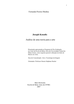 Fernanda Pereira Medina - Biblioteca Digital de Teses e