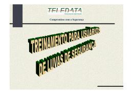 TREINAMENTO LUVAS DE SEGURANÇA1