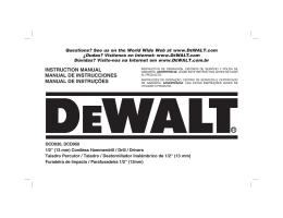 man drill cdls DCD930.indd