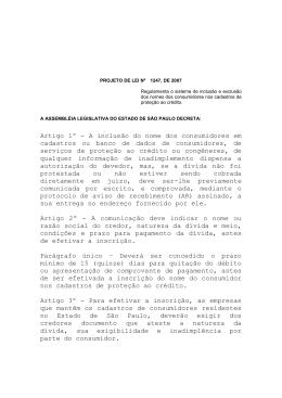 Proposituras_Projeto de lei