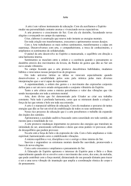 [Download] Textos de Abertura do Teatro, sobre a Arte