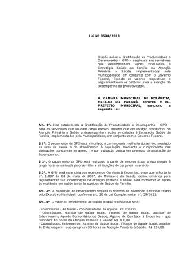 3594/2013 - câmara municipal de rolândia