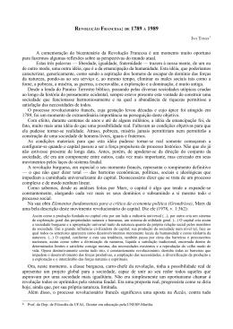 Revolução Francesa: de 1789 a 1989.
