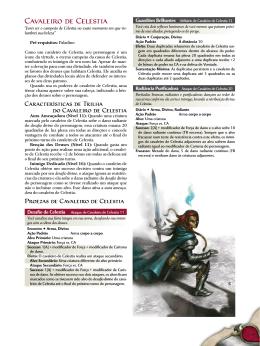 Cavaleiro de Celestia