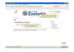 Acesse o sistema através de seu nome de usuário e senha. Clique