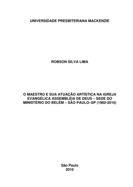 Robson Silva Lima1 - início