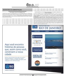Educação Infantil-Rio 2015 - Gabarito preliminar