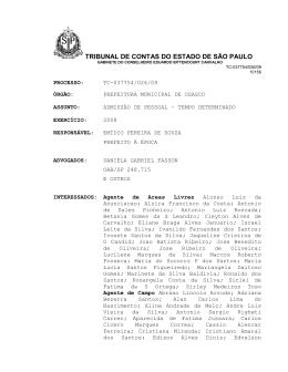 Admissão 2008 - Sentença na íntegra A
