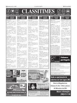 CLASSITIMES 24 - Brazilian Times