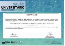 Visualizar - Certificados