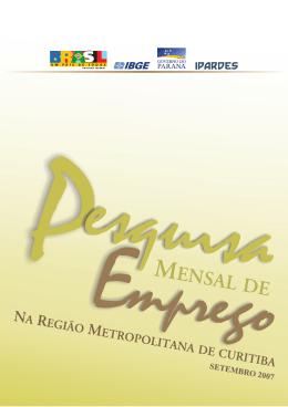 PME - Setembro 2001