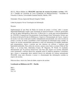 SILVA, Márcio Balbino da- TEC