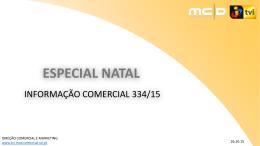 ESPECIAL NATAL - TVI-MCD Comercial