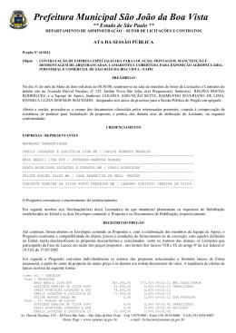 Pregao 044-12 ARQUIBANCADA