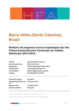 Barra Velha (Santa Catarina), Brazil