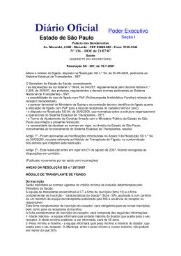 Resolução 267, de 19/7/2007
