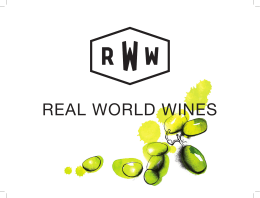 real world wines – comercial