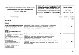 1, 2, 3 - Escola Secundária Manuel da Fonseca