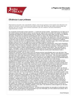 Abrir como PDF - A Página da Educação
