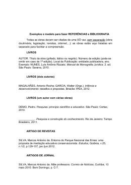 4. modelo referências bibliograficas