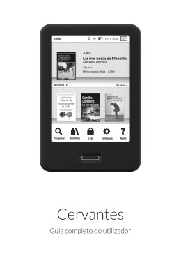 Cervantes - Amazon Web Services