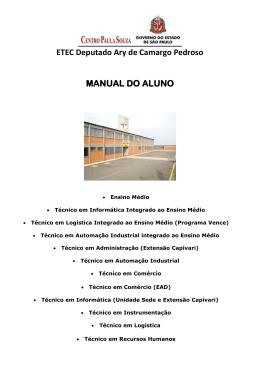 Baixar arquivo - Etec Deputado Ary de Camargo Pedroso