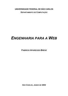 Engenharia para a Web