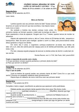 Lições port - 29 de setembro a 3 de outubro _1