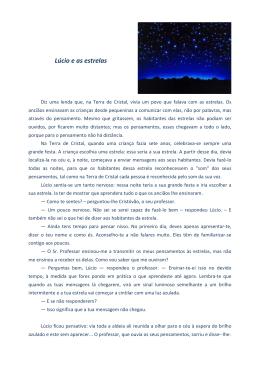 Lúcio e as estrelas