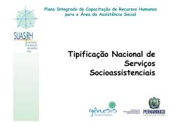 social serviço