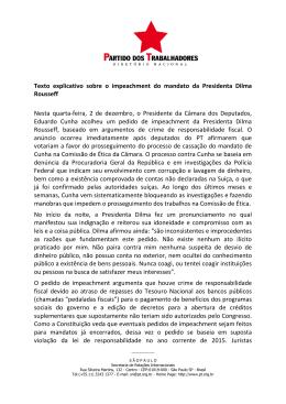 - PDF - Foro de São Paulo