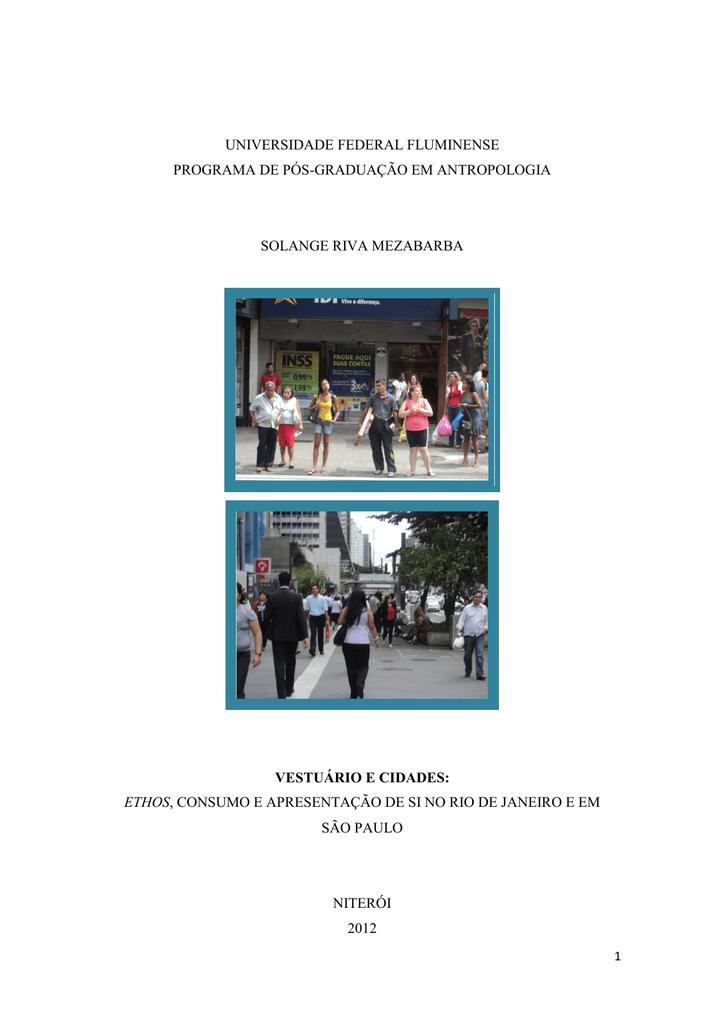 vestuário e cidades - Universidade Federal Fluminense bd72a8c3f5747