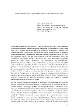 Centro de Estudos de Relações Internacionais e Estratégia (CERIE)